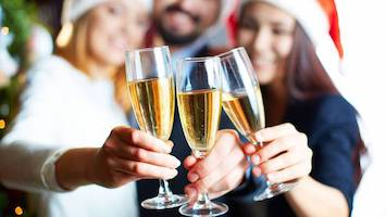 Alcohol and Christmas